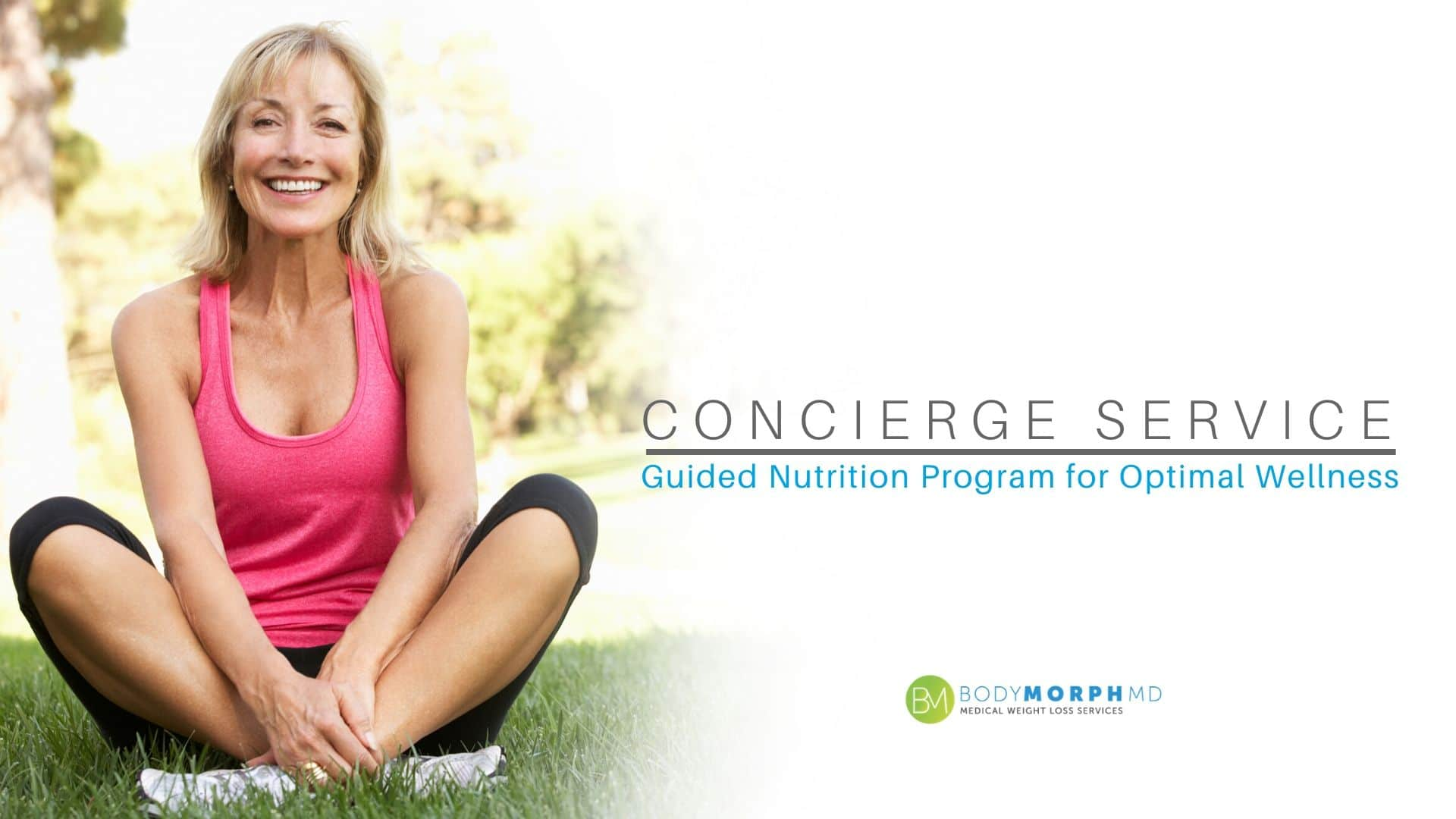 Concierge Nutrition Program in Body Morph MD at Yonkers, NY.